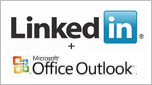 LinkedIn meets Outlook